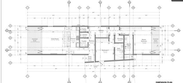 Dimension Floor Plan