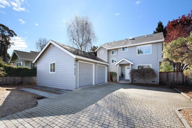 212 Hubbard Street, Santa Cruz, CA 95060