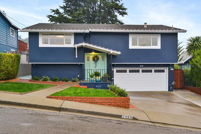 2840 Maywood Drive, San Bruno, CA 94066
