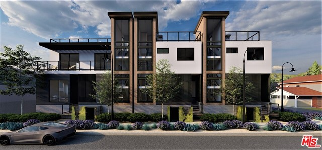 Sale is for TWO NEIGHBORING PROPERTIES - 2315 and 2317 Oakwood ave with plans for 6 TOWNHOUSES, totaling c.14,700sf. Properties are located on Oakwood Ave - only a block from Abbott Kinney, so incredibly desirable location. Plans available upon request.