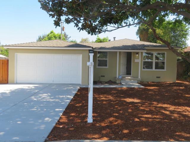 2161 Francis Avenue, Santa Clara, CA 95051