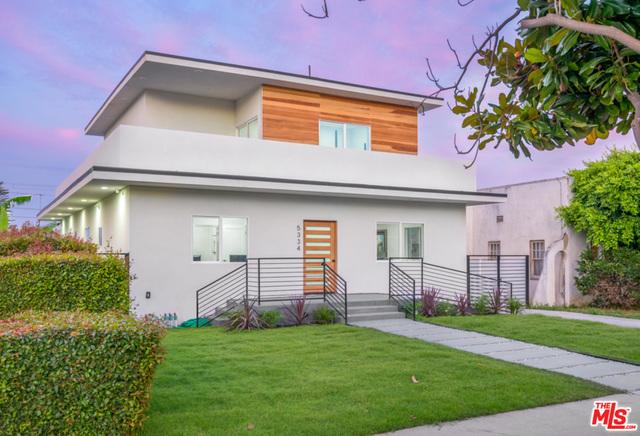 5334 CHESLEY Avenue, Los Angeles, CA 90043