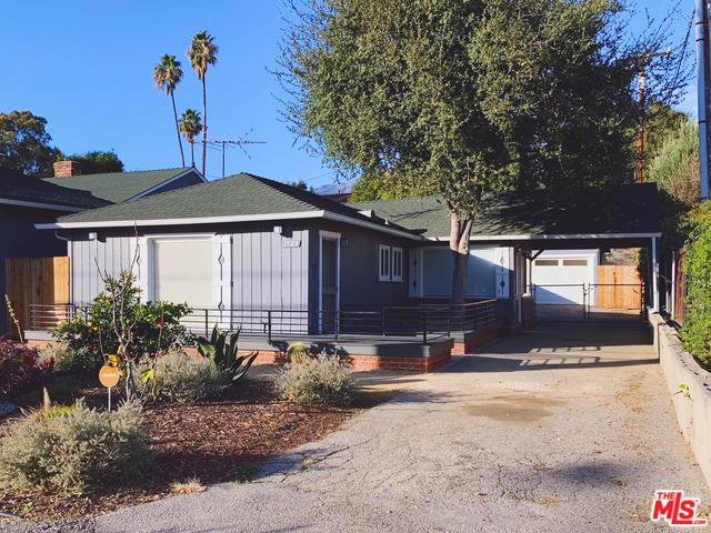 1729 VERDUGO, Los Angeles, CA 91011