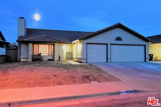3260 Eagle Way, Rosamond, CA 93560