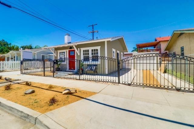 3676 Monroe Avenue, San Diego, CA 92116