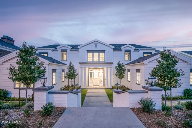 Featuring The Fairhaven which is a magnificent Hampton Style home located behind the gates of Sherwood Country Club.   This two story home boasts five bedrooms, five baths plus a powder room, a formal dining room which leads to the open Great Room (vaulted high ceilings) and gourmet kitchen which includes a breakfast nook.  Expansive pocket doors lead out to an outdoor patio area lending to the indoor/outdoor living feel with magnificent golf course and mountain views.  This home also features an elevator for easy movement from the first floor to the second floor with ease.   The home comes with the newest technology in home automation along with a Lutron lighting system and has a four car garage.  Rare opportunity and a must see!!