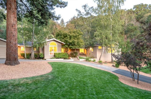 655 Glencrag Way, Woodside, CA 94062
