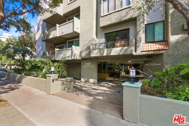 1506 S BENTLEY Avenue 309, Los Angeles, CA 90025