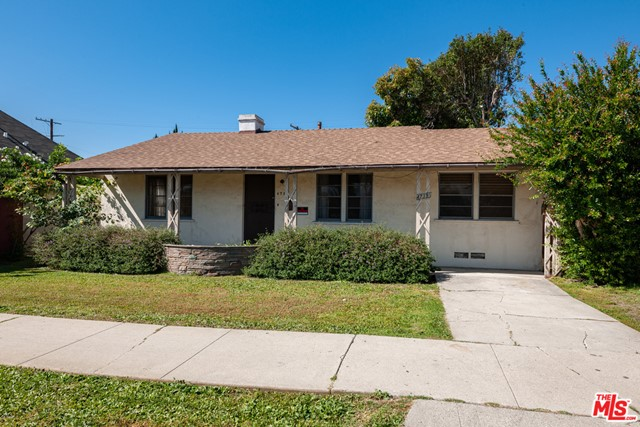 4739 SAWTELLE, Culver City, CA 90230