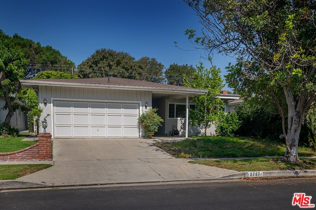 2707 S BEVERLY Drive, Los Angeles, CA 90034
