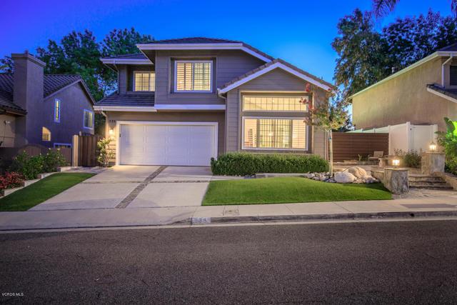 525 Monteleone Avenue, Oak Park, CA 91377