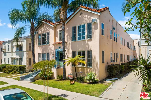 455 N GENESEE Avenue, Los Angeles, CA 90036