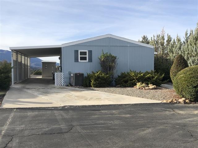 35109 Highway 79 UNIT/SPACE #82, Warner Springs, CA 92086