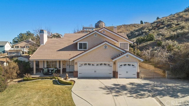 42818 Whetstone Road, Lake Hughes, CA 93532