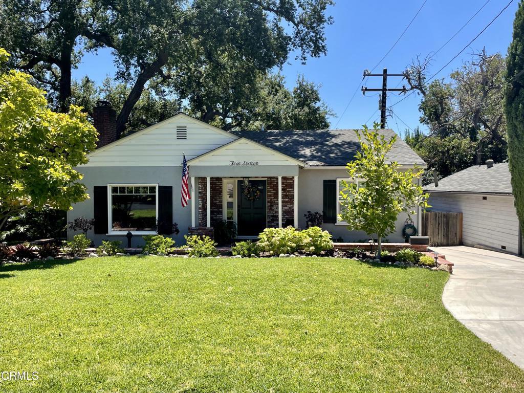 Photo of 316 E Greystone Avenue, Monrovia, CA 91016