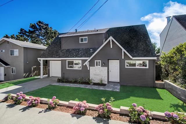 524 Heathcliff Drive, Pacifica, CA 94044