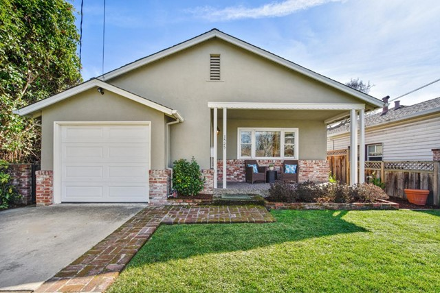 1525 Greenwood Avenue, San Carlos, CA 94070