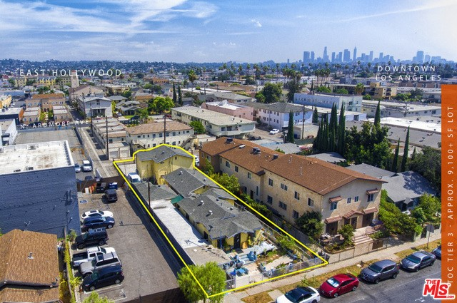 1054 N KINGSLEY Drive, Los Angeles, CA 90029
