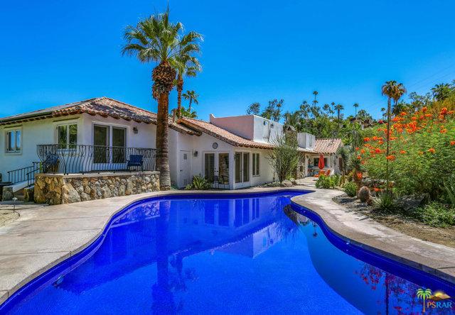 2145 S Camino Barranca, Palm Springs, CA 92264