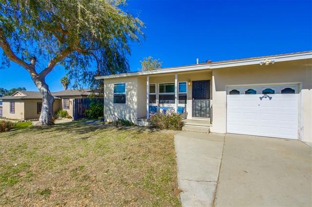 8724 Van Horn St., La Mesa, CA 91942