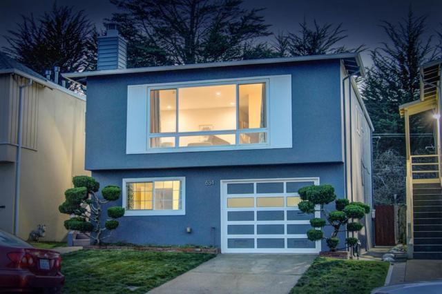 634 Higate Drive, Daly City, CA 94015
