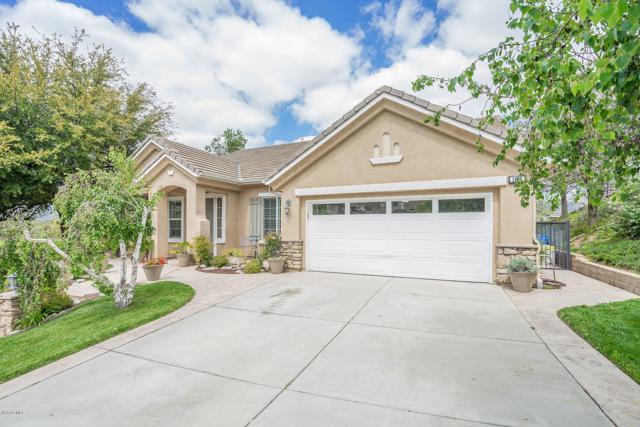 1480 Hidden Ranch Drive, Simi Valley, CA 93063