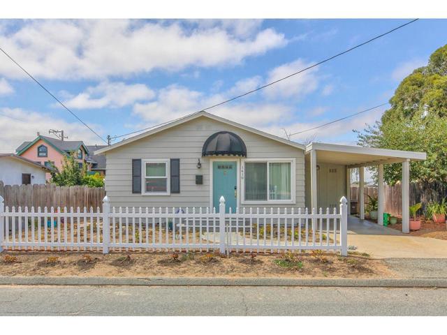 1419 Waring Street, Outside Area (Inside Ca), CA 93955