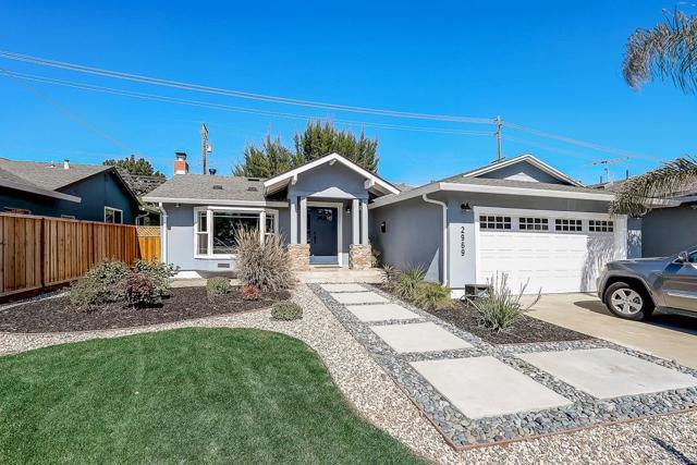 2969 Withrow Place, Santa Clara, CA 95051