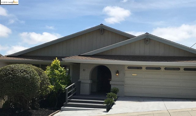 71 Vancleave Way, Oakland, CA 94619