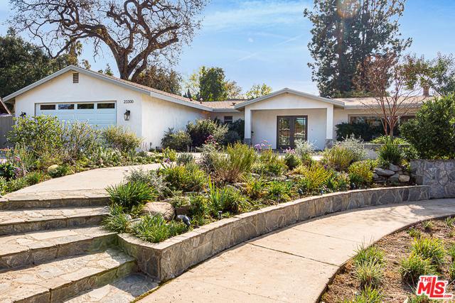 23300 OSTRONIC Drive, Woodland Hills, CA 91367