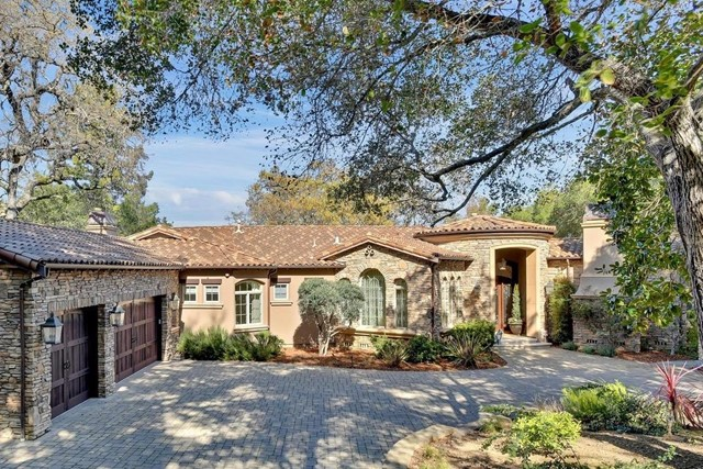 18485 Withey Road, Monte Sereno, CA 95030