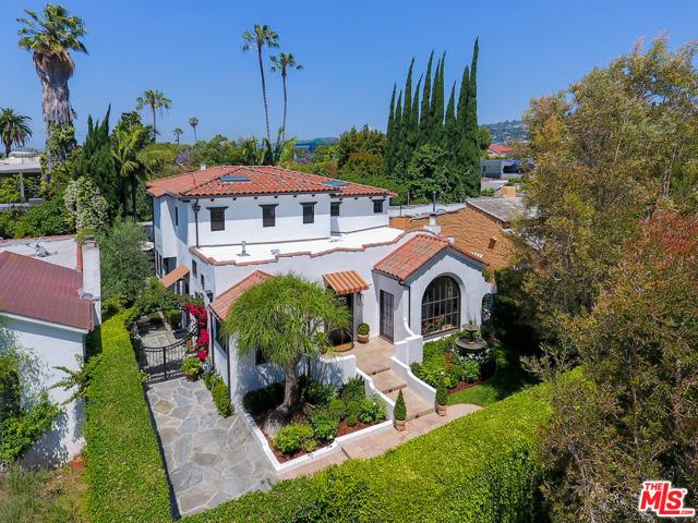 441 N ORLANDO Avenue, Los Angeles, CA 90048