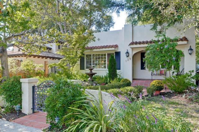 129 Churchill Avenue, Palo Alto, CA 94301