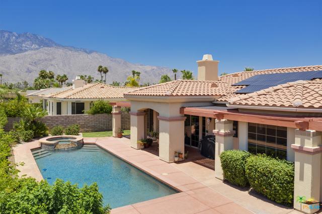 3777 E Ponderosa Way, Palm Springs, CA 92264