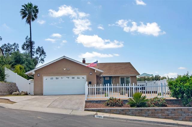 7360 Volclay Dr, San Diego, CA 92119