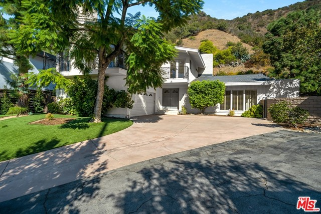 Build or remodel your dream estate at the end of this quiet, secluded cul-de-sac just two miles north of Sunset Blvd.  Featured as one of the best values in 90210, this home can be sold together with the neighboring home at 9903 Anthony Place for a combined 3/4 acre lot.  9901 Anthony Place can also be sold individually for $3.5M. 9901 features an open layout, lavish master ensuite bedroom, walk-in closet with accessory island, a large backyard with an in-ground pool, two car garage and room for margins.