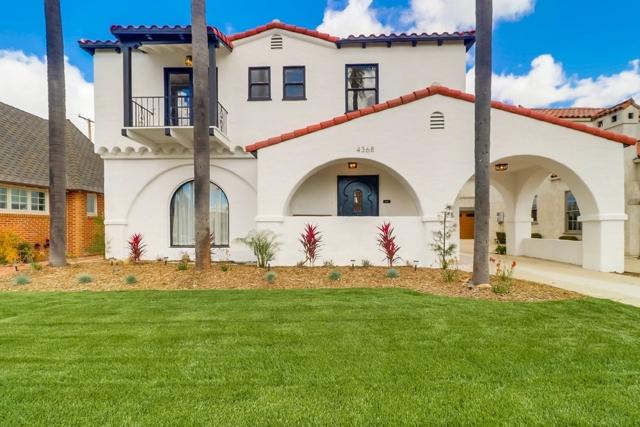 4368 Adams Avenue, San Diego, CA 92116