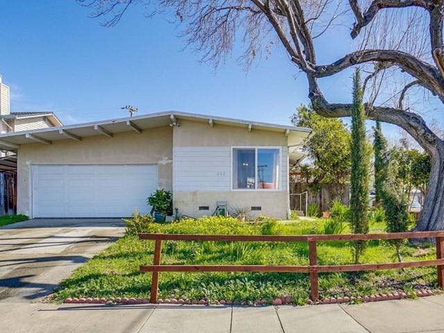 202 Lawton Drive, Milpitas, CA 95035