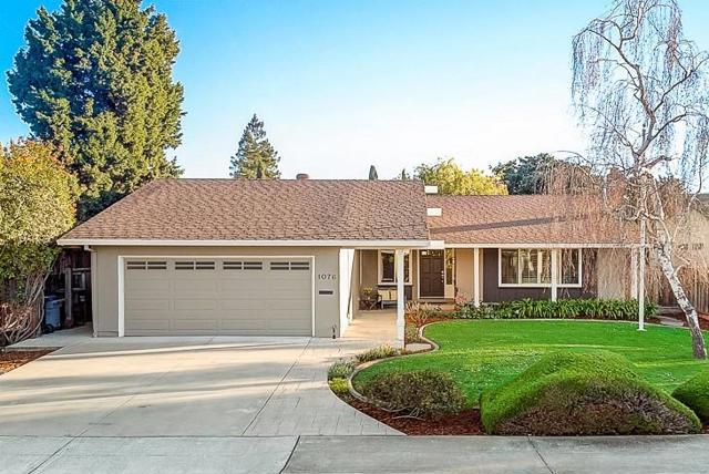 1076 Cornflower Court, Sunnyvale, CA 94086