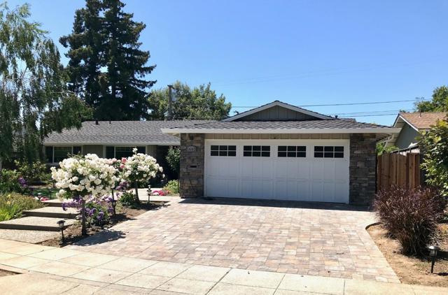 1693 Lachine Drive, Sunnyvale, CA 94087