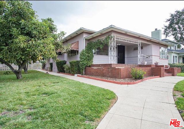 1415 PALOMA Street, Pasadena, CA 91104