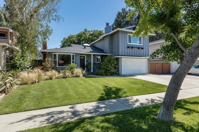 4136 Lemoyne Way, Campbell, CA 95008