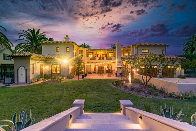 6343 Clubhouse Drive, Rancho Santa Fe, CA 92067