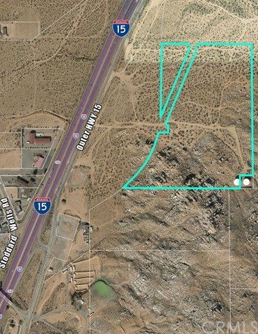 0 Outer Hwy 15, Victorville, CA 92392