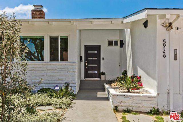 4. 5926 Wrightcrest Drive Culver City, CA 90232