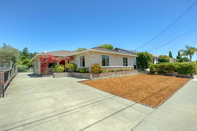 331 Fairmount Avenue, Santa Cruz, CA 95062
