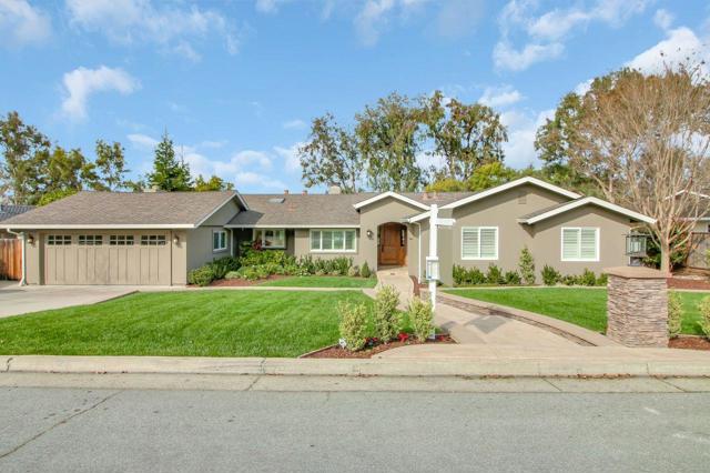 1215 Chateau Drive, San Jose, CA 95120