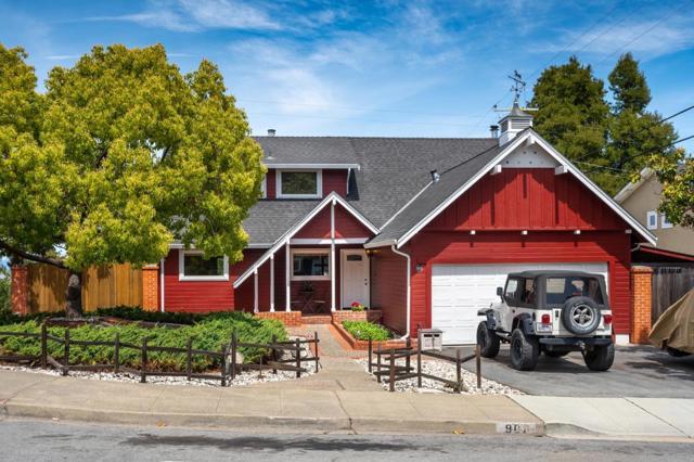 901 Emerald Hill Road, Redwood City, CA 94061