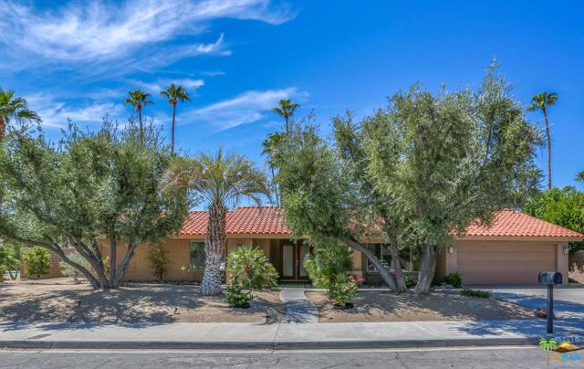 2497 Santa Ynez Way, Palm Springs, CA 92264