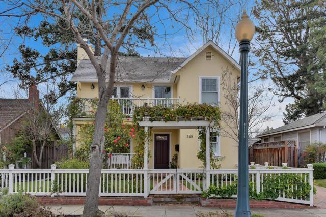 545 Sierra Avenue, Mountain View, CA 94041